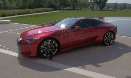 Video Lexus LC500 – Traumauto aus Japan