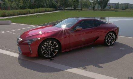 Video Lexus LC500 – Traumauto aus Japan