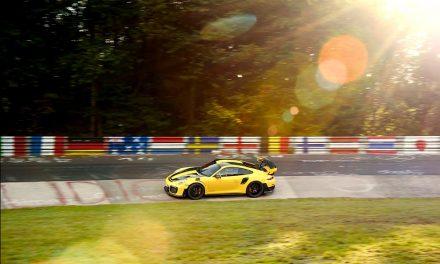 Porsche 911 GT2 RS bricht sämtliche Rekorde