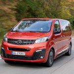 Opel Zafira-e Life – Elektro-Shuttle
