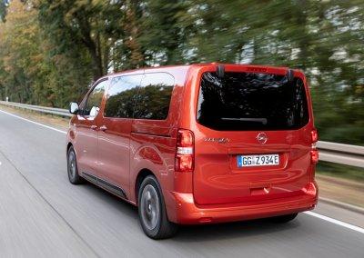 Opel Zafira-e Life M Elegance