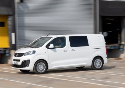Opel Vivaro-e Doppelkabine M