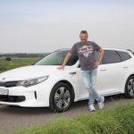 Kia Optima Plug-in-Hybrid – Reichweitenkönig