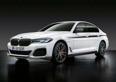 BMW 5er Reihe M Performance Limousine