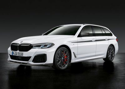 BMW 5er Reihe M Performance Touring