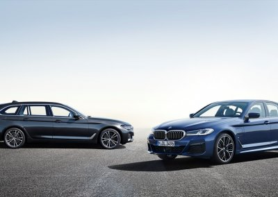 BMW 5er Reihe Limousine und Touring