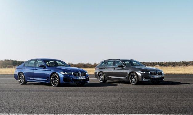 Die neue BMW 5er Reihe – Umfassendes Facelift