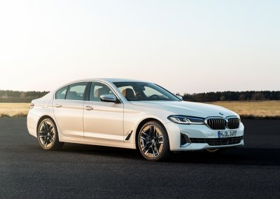 BMW 540i Limousine