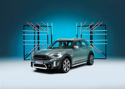 Mini Countryman Front links