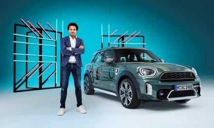Der neue Mini Countryman – Vorgestellt von Design-Chef Oliver Heilmer