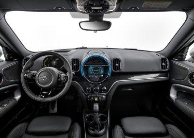 Mini Countryman Cockpit
