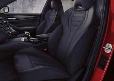 BMW M5 Competition Interieur