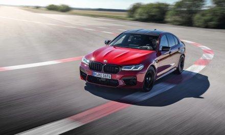 BMW M5 und M5 Competition – V8-Power aus München