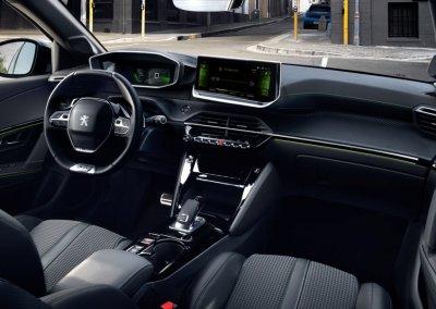 Peugeot 208 Interieur i-cockpit