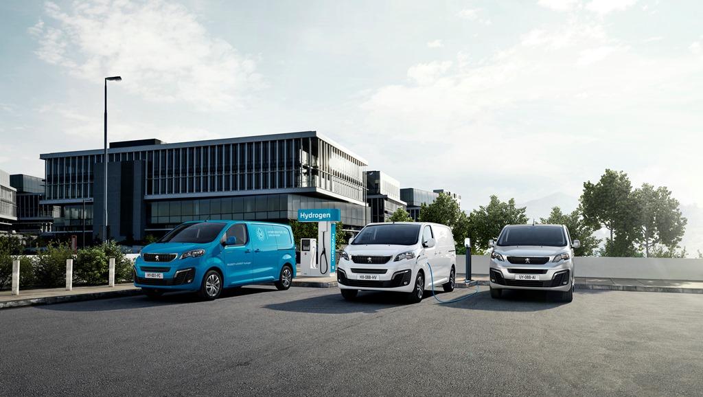 Peugeot Expert Lineup
