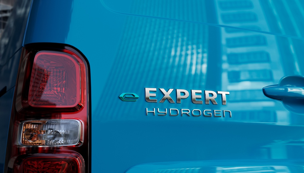 e-Expert Hydrogen Logo