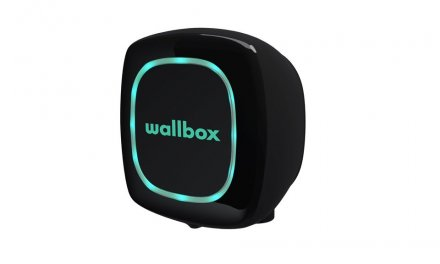 Wallbox mit neuem Wallbox-Konzept