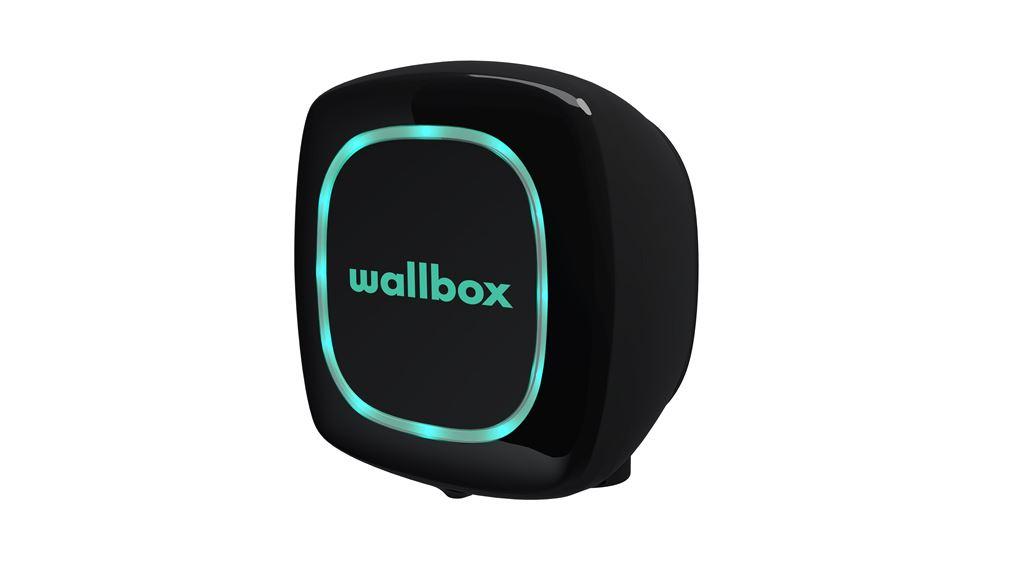 Wallbox mit neuem Wallbox-Konzept
