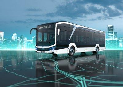 MAN LionsCity E-Bus