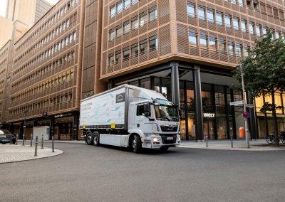 MAN eTGM MAN Truck & Bus