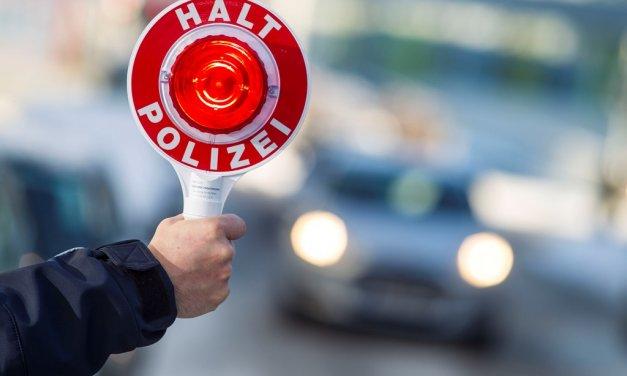 Polizeikontrolle – Das richtige Verhalten