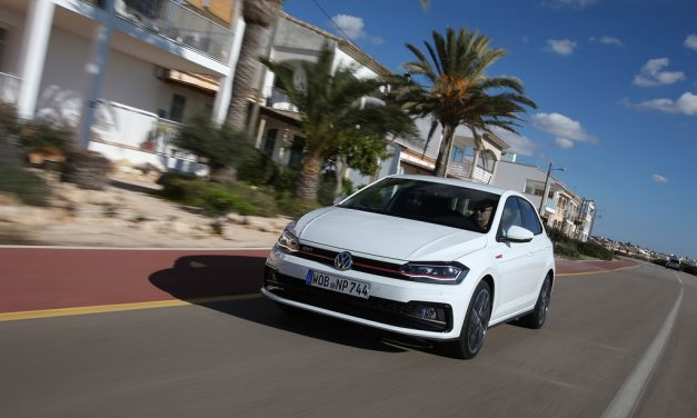Das VW Polo GTI Video aus Mallorca