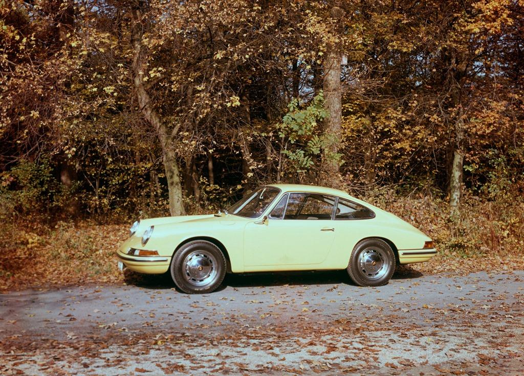 Porsche Typ 901, 1963
