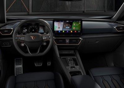Cupra Formentor Cockpit