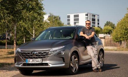 Hyundai Nexo – Die Zukunft hat begonnen