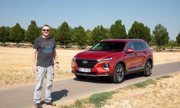 Hyundai Santa Fe – Einer blieb übrig