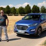 Hyundai Tucson – Sauberer und schicker