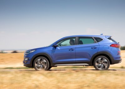 Hyundai Tucson Seite