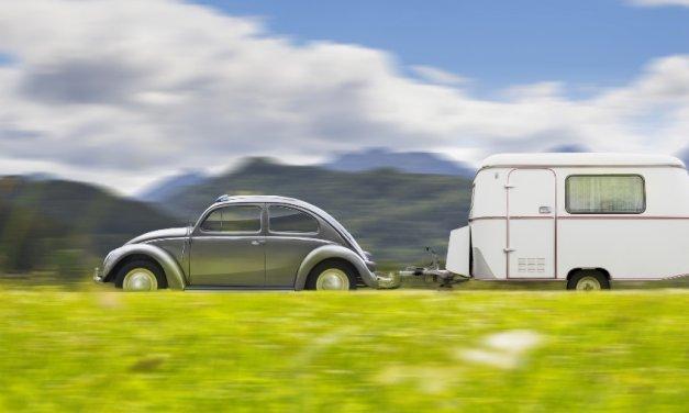 Tipps zum Fahren mit Wohnwagen