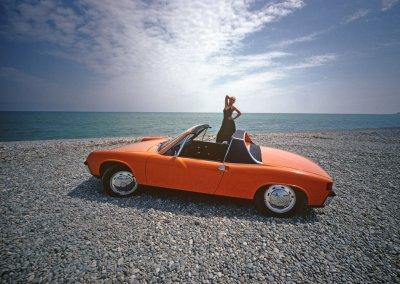VW Porsche 914