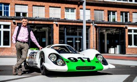 Nachruf Hans Mezger – Vater des Porsche-Boxer