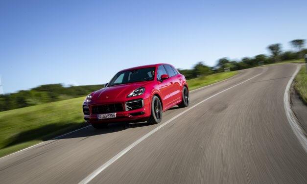 Porsche Cayenne GTS: Darf es ein wenig sportlicher sein?