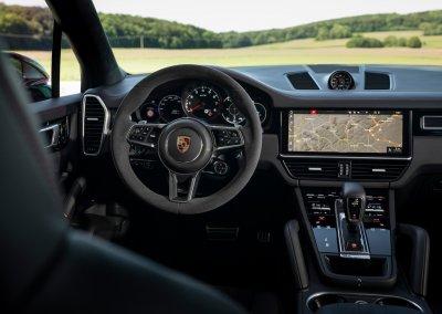 Cockpit Porsche Cayenne GTS
