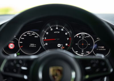 Armaturen Porsche Cayenne GTS