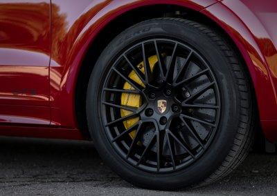 Kreamik-Bremsanlage Porsche Cayenne GTS