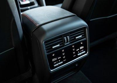 Vierzonen-Klimaanlage Porsche Cayenne GTS