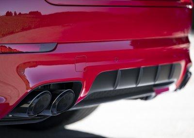 GTS-Auspuffanlage Porsche Cayenne GTS