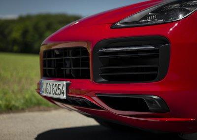 Frontspoiler Porsche Cayenne GTS