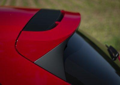 Abrisskante Porsche Cayenne GTS