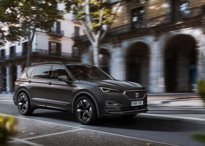 EAT Tarraco FR-PHEV Concept-Car