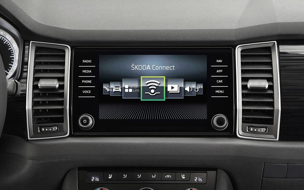 Skoda Connect Teil 3 – Infotainment Online