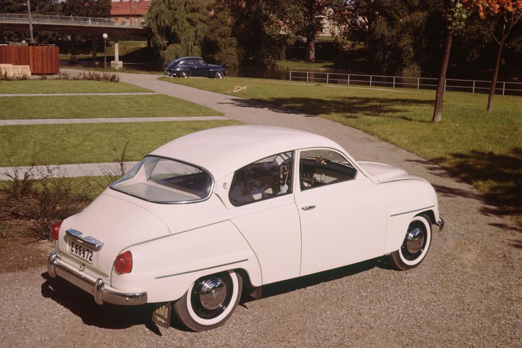 Saab 96 1960