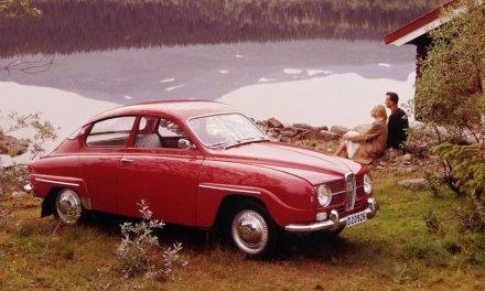 Saab 96 – Kugeliges Rallye-Auto