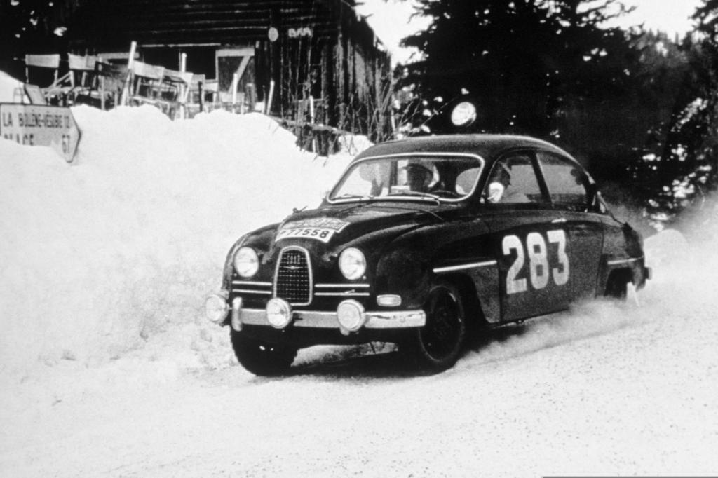 Saab 96 Rallye-Monte Carlo 1963