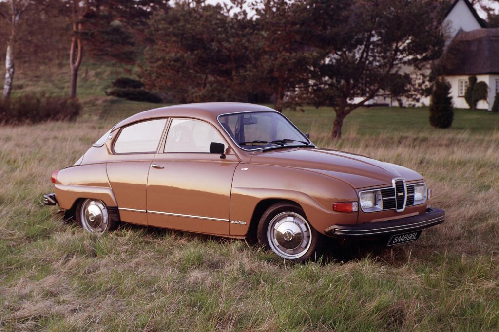 Saab 96 V4 von 1977