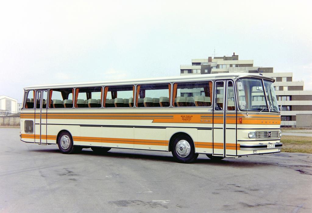 Setra S 150